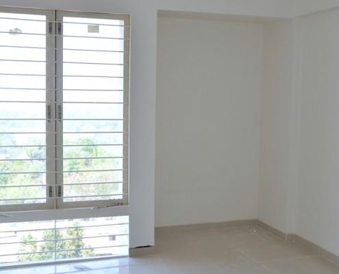 Living / Bed Window